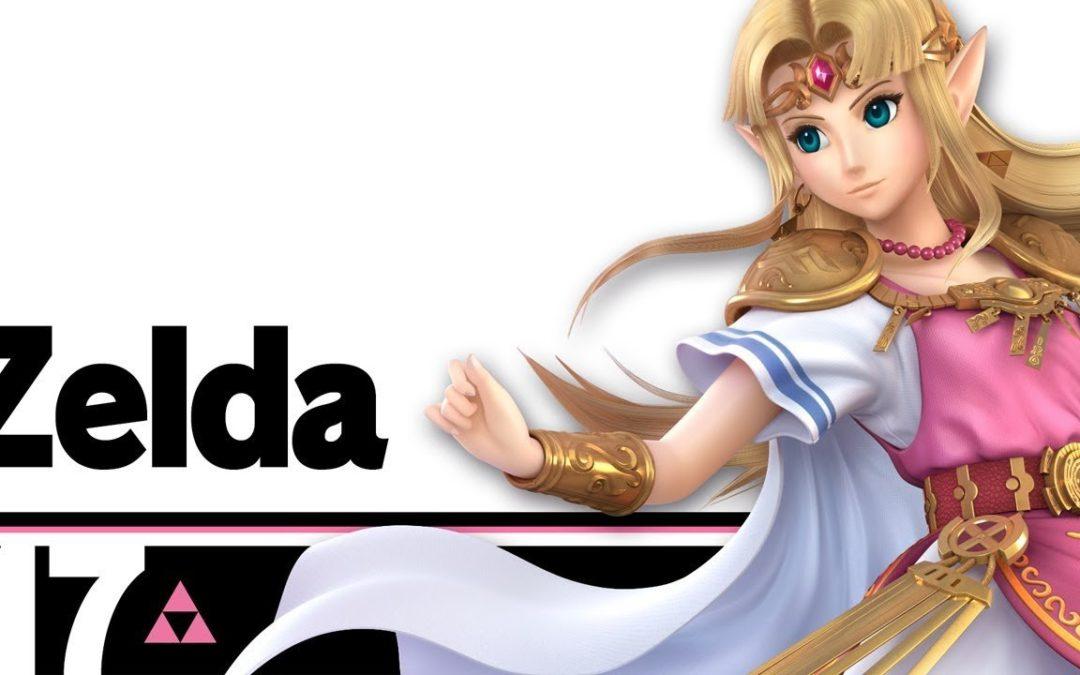 Playing Zelda: A Super Smash Bros Ultimate Fighter Guide